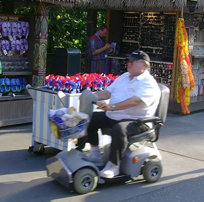 disney world scooter