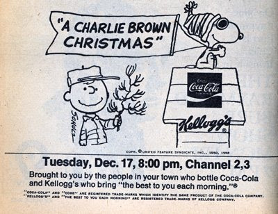 funny review Charlie Brown Christmas Special Linus is a religious nutjob teaparty republican