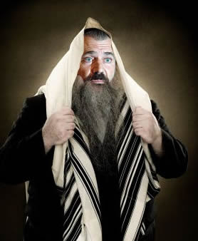 rabbi mel gibson saying kiddish