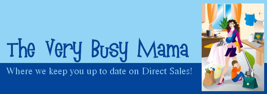 The very busy mama