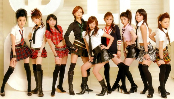 wallpaper MORNING MUSUME