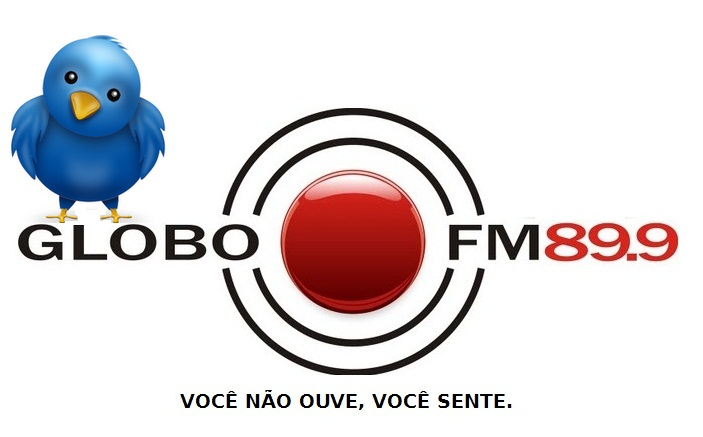 SIGA A GLOBO FM NO TWITTER