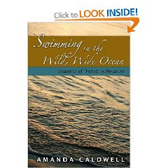 Swimming in the Wild, Wide Ocean, poetry collection by Amanda Caldwell