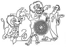 Cristiano cuor di leone