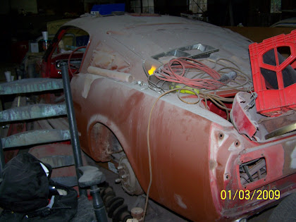 Related News: First San Jose 65 Fastback Found