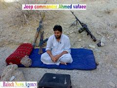 سمبل مقاومت و شهامت شهید احمد وفائی