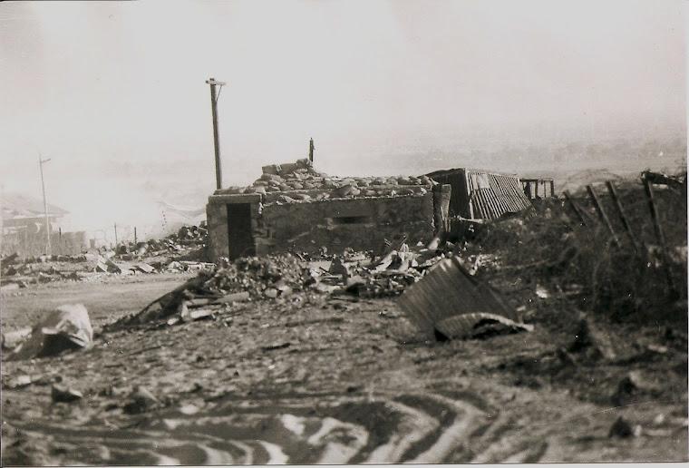 Bunker. Airfield. Phan Thiet