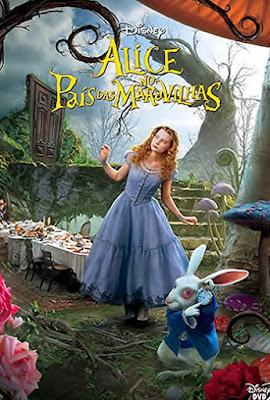 alice Filme – Alice no País das Maravilhas – RMVB – Dublado