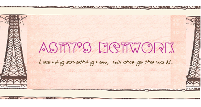 Asty's network