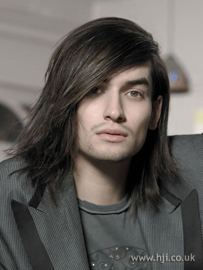 Semi Long Hair Styles Men. long hair styles men 2011.