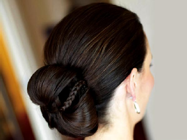 Indian Marriage Bridal Hair Styles