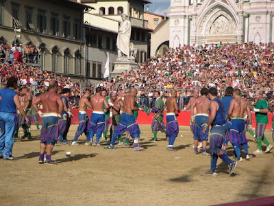 Calcio Fiorentino History Calcio Storico Fiorentino