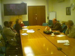 Meeting with World Bank, Tirana