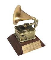 Grammy award!