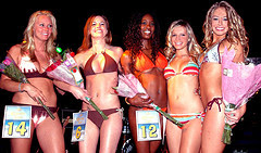 Bikini contests are cool