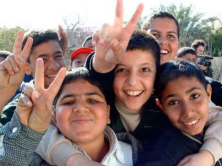 Peace in Iraq!