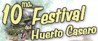 10mo Festival del huerto Casero