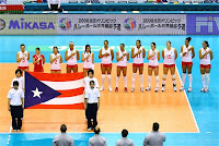 Puerto Rico Womens Volleyball Team
