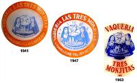Tres Monjitas Historic Logos