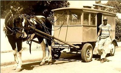 Carro de Reparto 1954