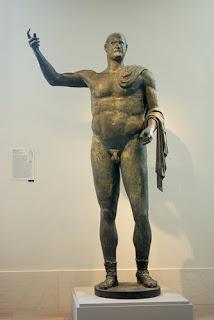 Roman Emperor Trebonianus Gallus