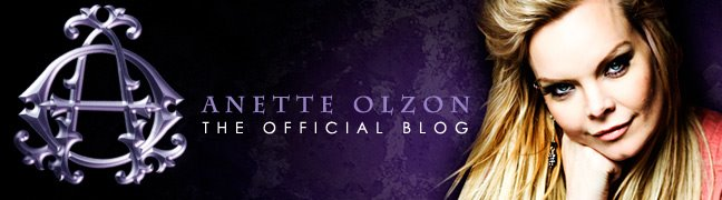 Anette Olzon Blog