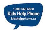 Pledge me in the Walk for Kids Help Phone!