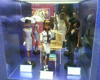 Exposição Black Barbie