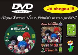 DVD - teatro de Fantoche