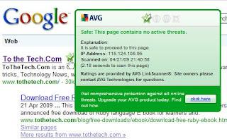 avg link scanner free bedava program Download AVG Link Scanner 9.0 Full