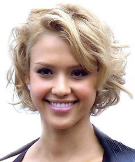 Modern curly hair cuts hairstyles in winter 2010