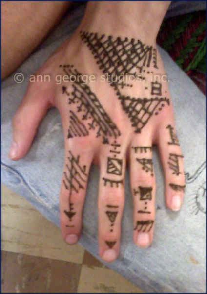 Best Chois Tattoo Tribal Henna Patterns For Men