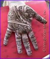 henna tattoo full palm jamila henna tattoo