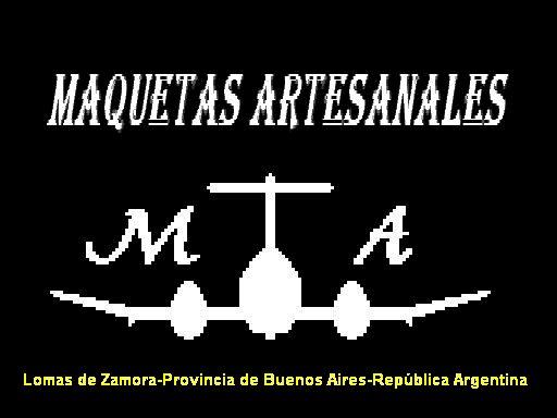 Maquetas Artesanales