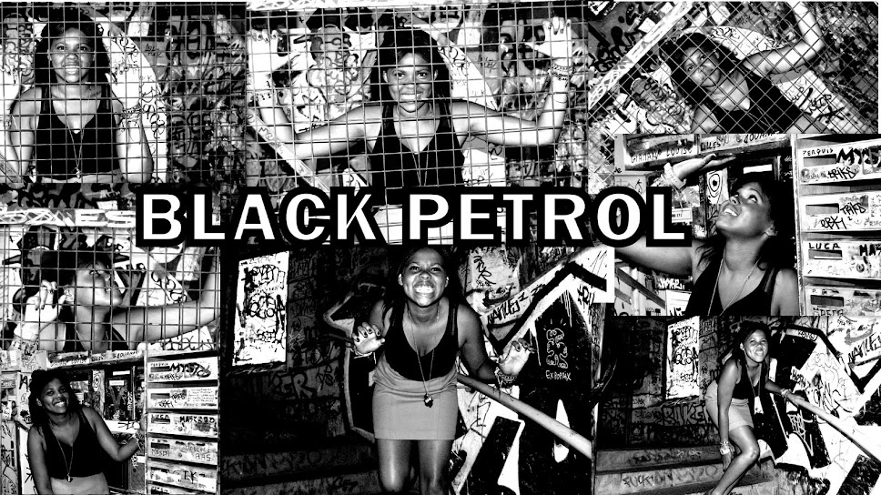 BLACK PETROL