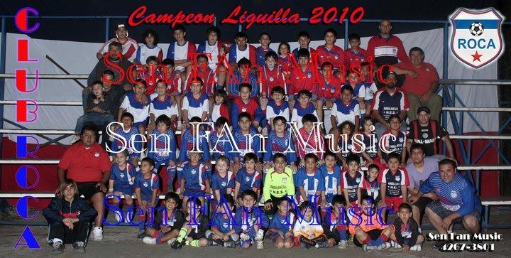 CLUB ROCA FUTBOL INFANTIL