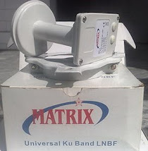LNB KU Band MATRIX