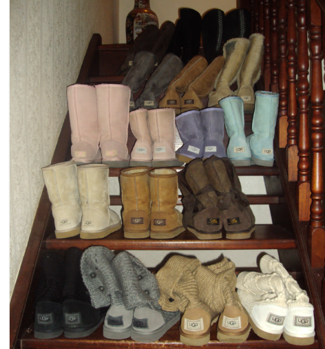 Nicole S Style Notes My Love For Uggs