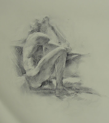 New Figure Drawings from the Male Nude.