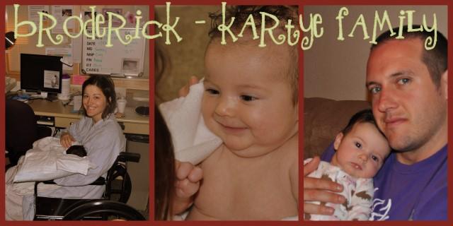 Broderick-Kartye Family