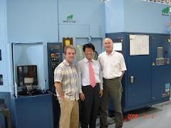 Dan Selway, Mr.Matsuura, Fred Matter