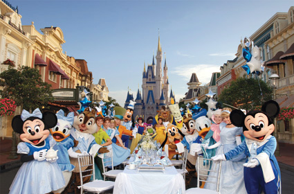Walt Disney World Magic Kingdom image