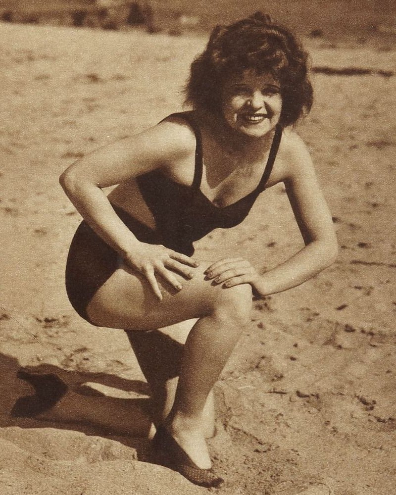 clara bow wimsuit