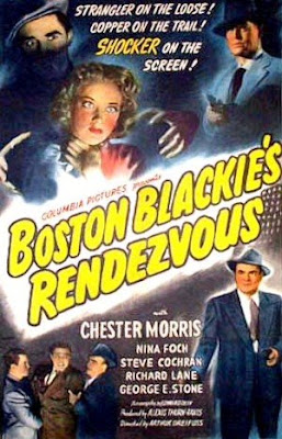 Boston Blackie's Rendezvous movie