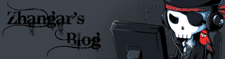 Zhangar's Blog