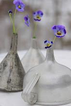trakter = blomstervaser