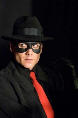 Gabriel Macht como Denny Colt - The Spirit.