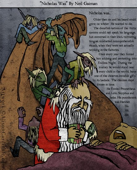 - nocholas_Was_santa_clause_papa_noel_neil_gaiman_poster_empire_tierra_Freak_Tierrafreak.com.ar