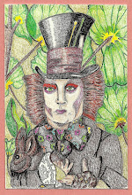 """MAD HATTER"" GIVE-AWAY PIECE"