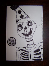 First Party Skeleton-SOLD